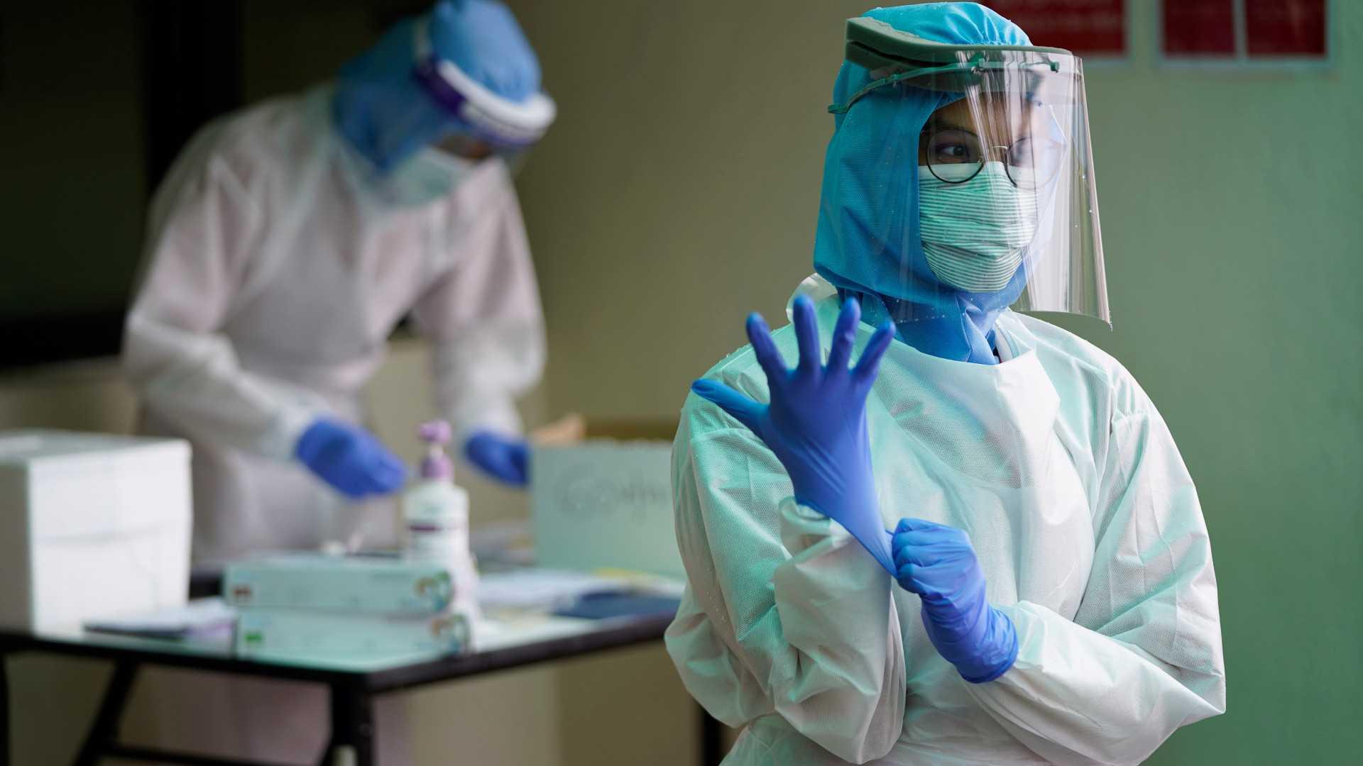 Большинство врачей в России не доверяют статистике по коронавирусу