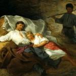 Когда мужу и жене запрещалось спать вместе