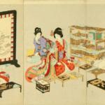 Как можно воспользоваться туалетом японке в церемониальном кимоно