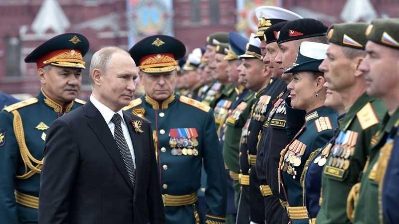 Репетиции парада Победы 2020 года в Москве спровоцируют перекрытие движения в июне