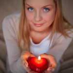 Тест: свеча укажет путь к счастью