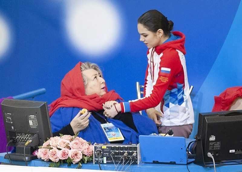 Российская фигуристка Евгения Медведева после долгого перерыва стала тренироваться с Татьяной Тарасовой