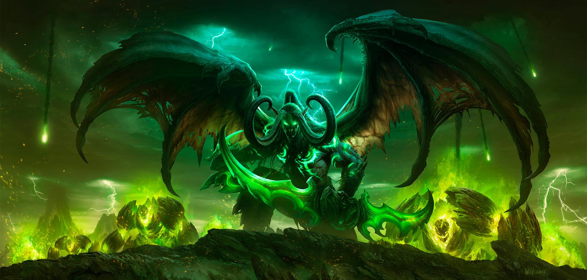 Как я проиграла спор, но открыла для себя World of Warcraft