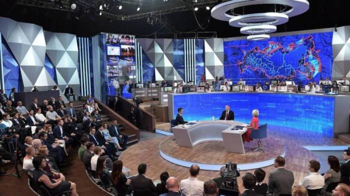 Чего ждут от «Прямой линии» с Владимиром Путиным