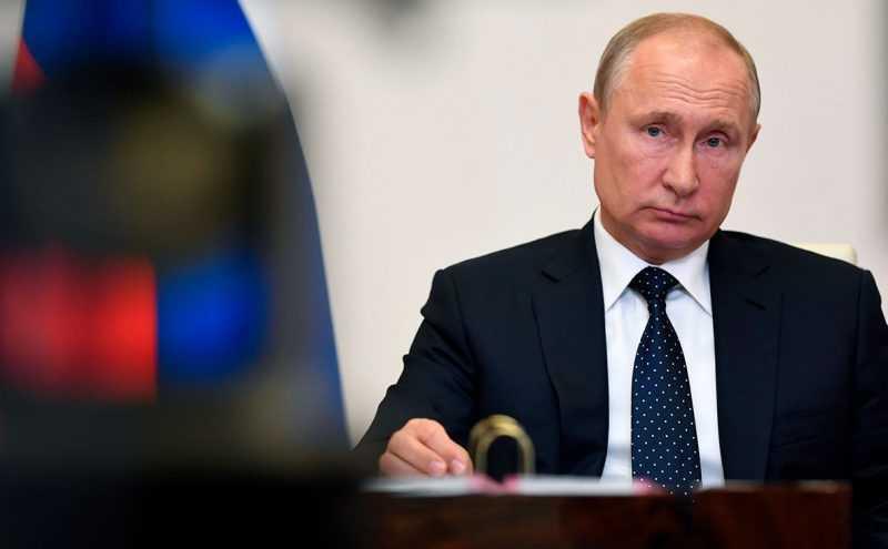 Власти определяются с датой Прямой линии с Владимиром Путиным в 2020 году