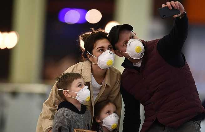 Чего только не придумают в мире, чтобы спастись от коронавируса
