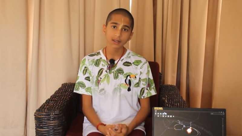 Молодой астролог из Индии, предсказавший коронавирус предвещает трудный год