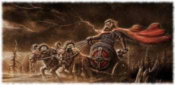 Бог викингов - Тор