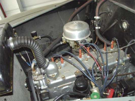 Chrysler flathead 6