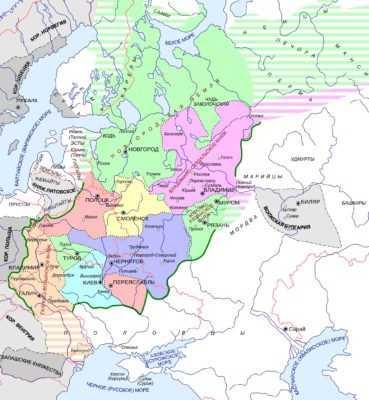Русские княжества