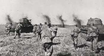 Великая Отечественная война. Курская дуга