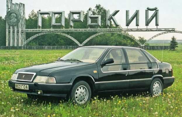 Волга 3105