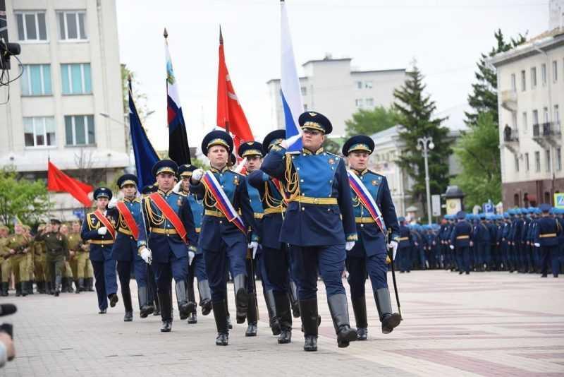 Некоторые регионы отказались проводить парад Победы из-за сложной эпидемиологической обстановки