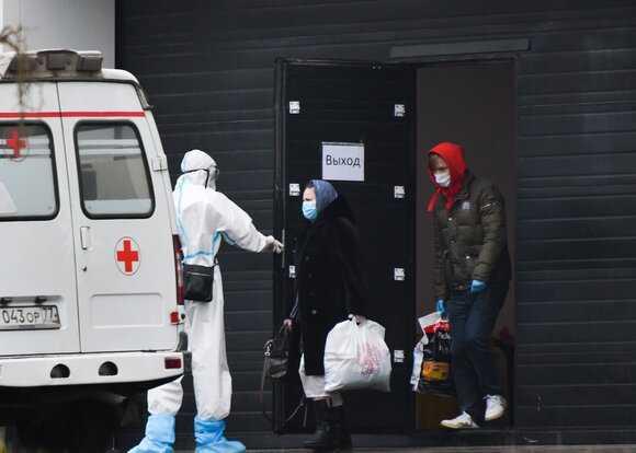 Еще 1 417 пациентов вылечились от коронавируса в Москве