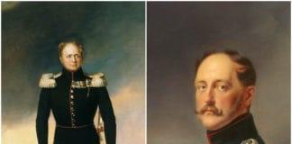 Александр I и Николай I