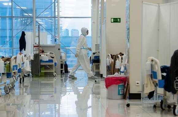 Московские врачи вылечили от коронавируса более 1,1 млн человек