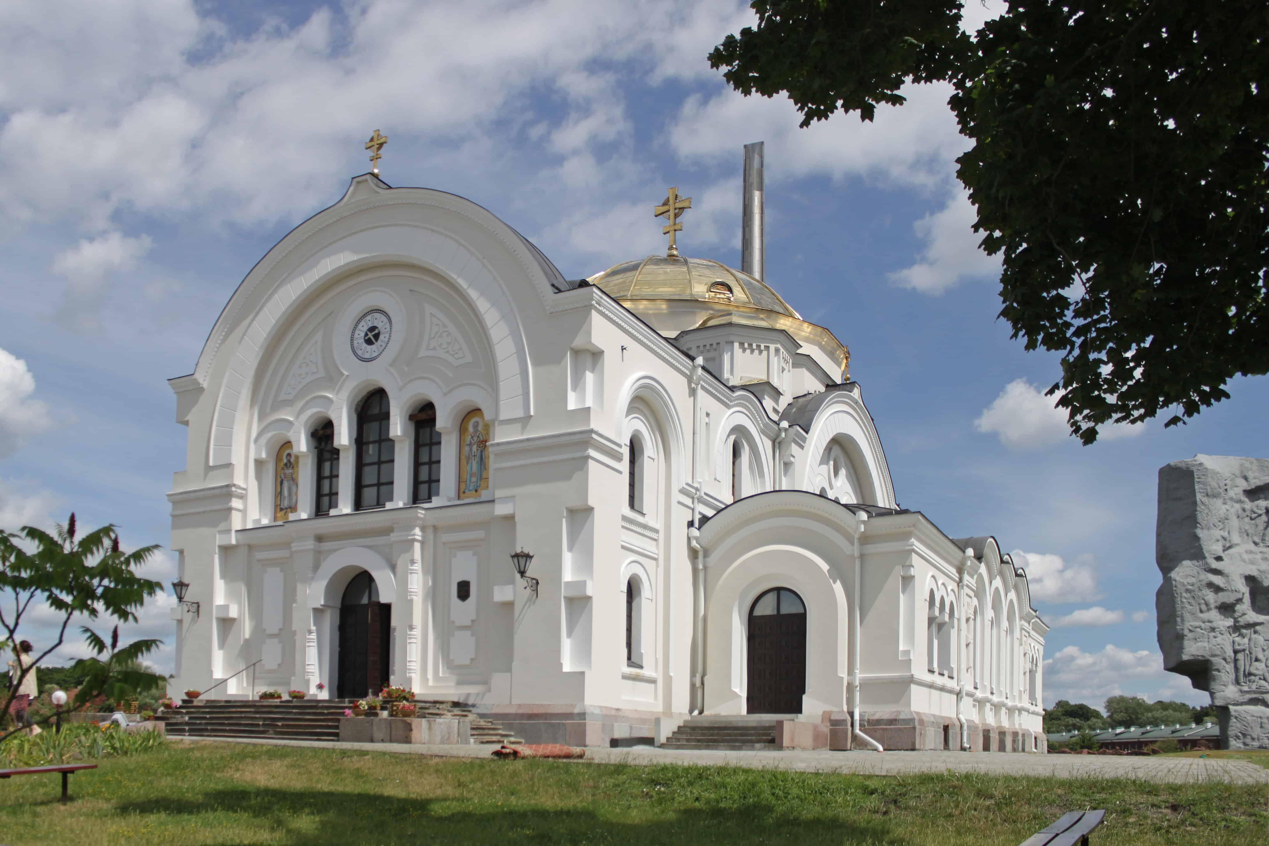 Свято-Николаевский гарнизонный храм