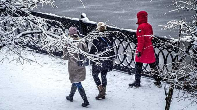 Будут ли морозы в России в январе 2021 года: где будет аномально холодно: прогноз гидрометцентра0