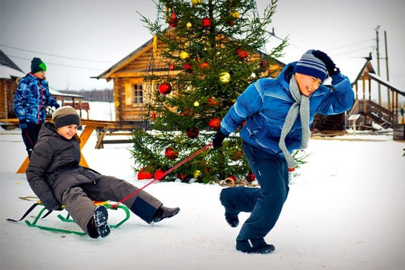 Московским школьникам продлили зимние каникулы до 17 января 2021 года
