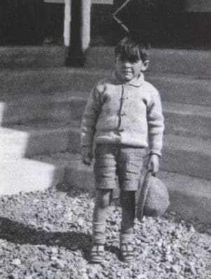 Че Гевара в детстве