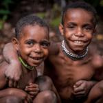 Голые и непосредственные дани. Аборигены Индонезии
