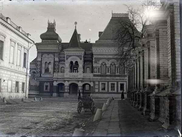дом Игумнова