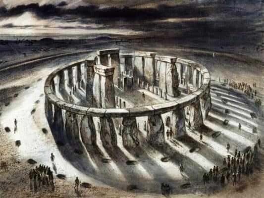 Обычаи и традиции Европы 3000 лет назад