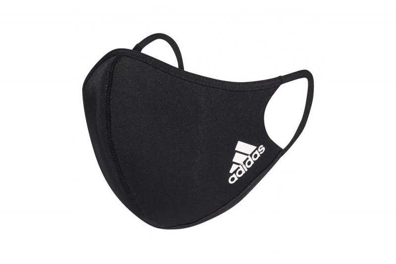 Компания Adidas презентовала новые маски Face Cover, которые защитят от коронавируса
