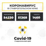 Коронавирус в Ставропольском крае на 22 мая 2021 года по районам и селам: сколько заболело на сегодня