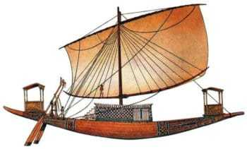Египетская барка