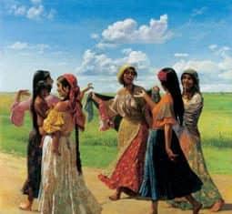 Египетские девы