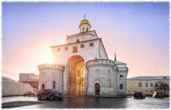 13 фактов о Золотых воротах во Владимире