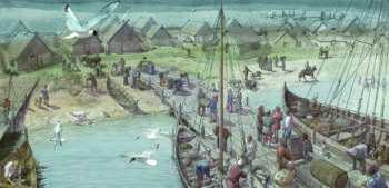 Важные города Викингов