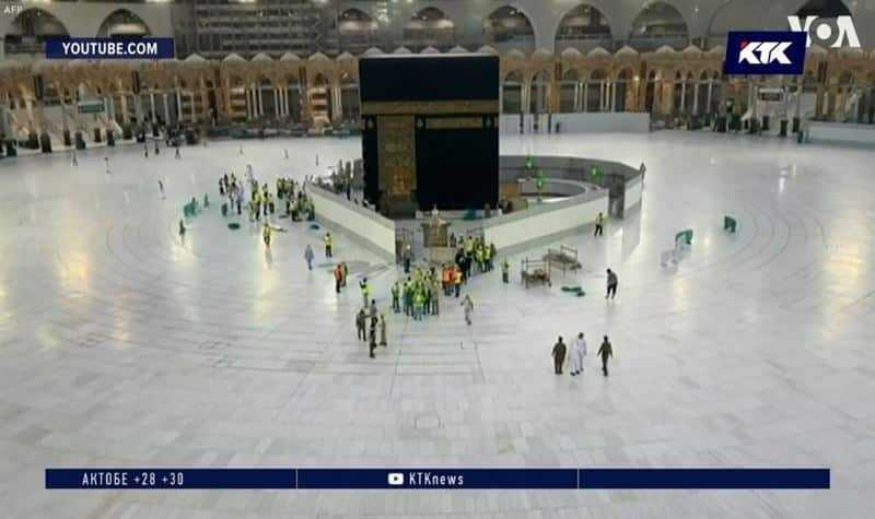 Хадж в Саудовской Аравии отменён из-за коронавируса: власти запретили въезд иностранных паломников, как пандемия отразиться на проведении Хаджа0