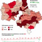 Коронавирус в Московской области на 4 декабря 2020 года по городам и районам: сколько человек заболело
