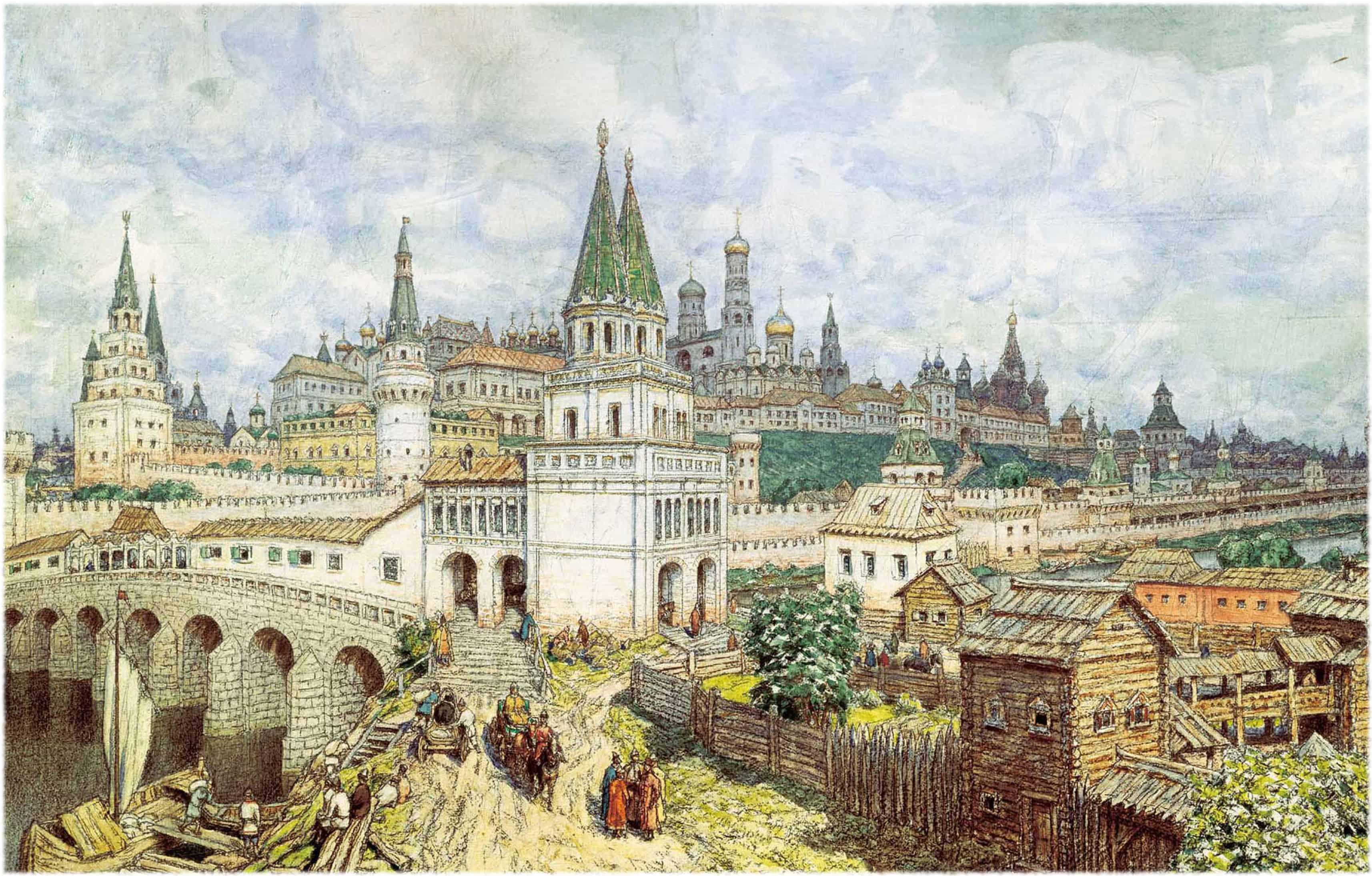 Инкассация в Древней Руси