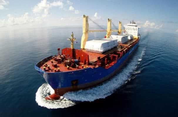 История правил предупреждения столкновений судов в море