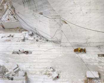 Мраморные месторождения в Карраре