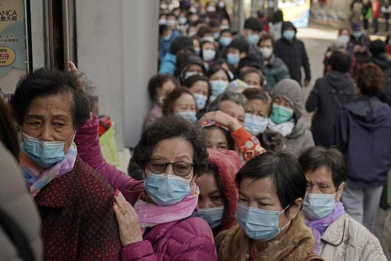 Китайский коронавирус, число заболевших и умерших растет: новости на 3 февраля 20200