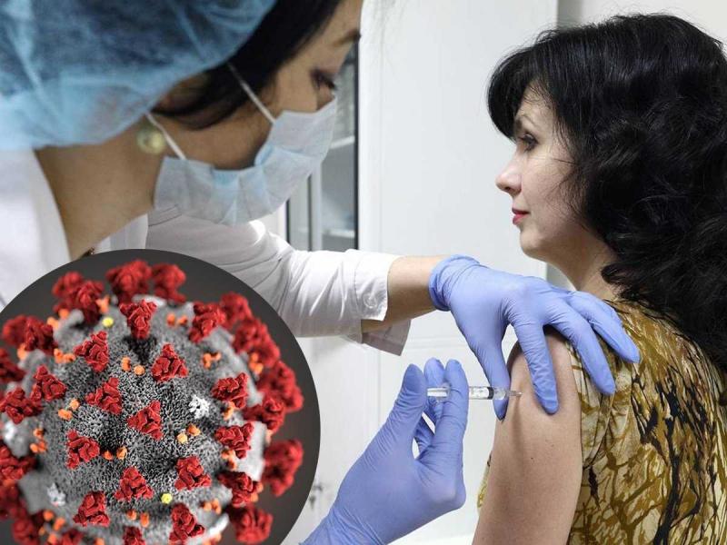 В регионах начинается вакцинация от коронавируса