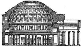 Купол в Древнем Риме
