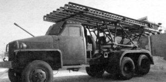 Боевая машина реактивной артиллерии «Катюша»