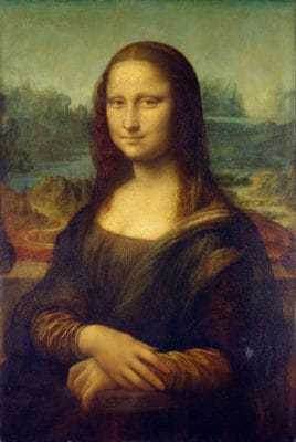 Леонардо да Винчи Мона Лиза (Джоконда). 1503—1519
