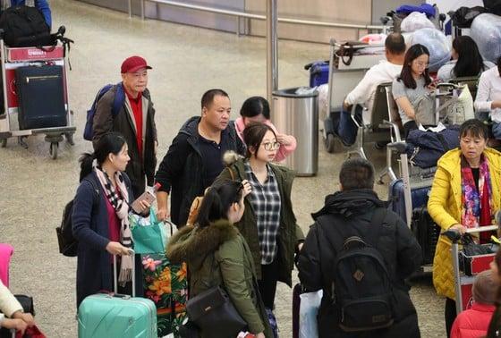 Массовое заболевание в Москве туристов из Китая: госпитализированы семь человек