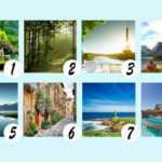 Тест: выберите картинку и узнайте, чего вам не хватает в жизни