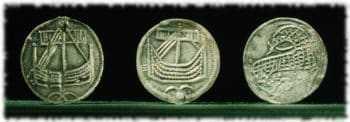 Монеты города Хедебю