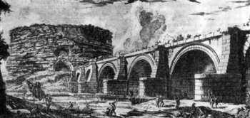 Мосты Римской империи