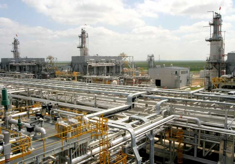 На казахстанском нефтяном месторождении Карачаганак ввели карантин из-за коронавируса