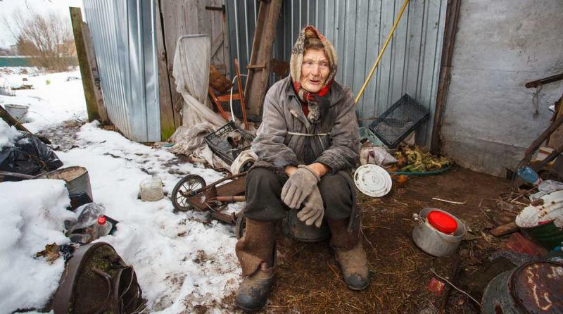 В России растет бедность из-за коронавируса