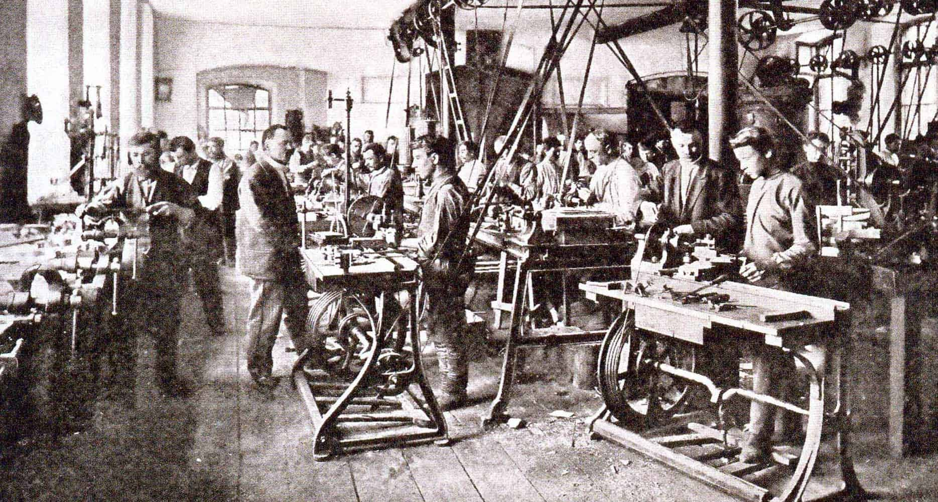 Промышленный переворот в Российской империи